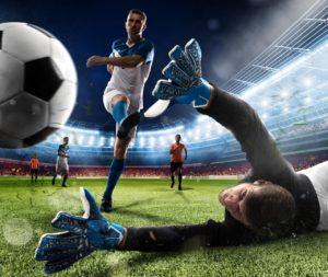 เทคนิคการเเทงบอล
